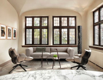 French Eclectic meets Modern