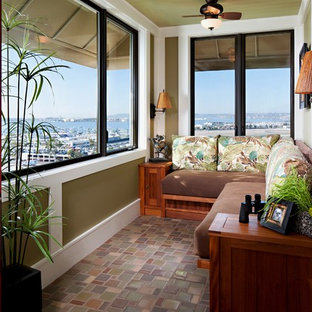 Front Porch Sunroom