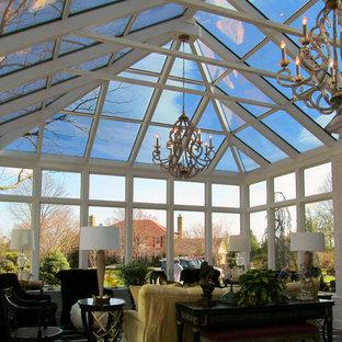 Gaithersburg - Georgian Sunroom