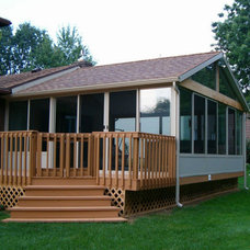 Sunroom by Patio Enclosures Inc - East Rochester