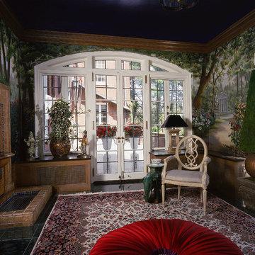 Garden Room off the Promenade