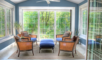 Garden Sunroom in Berwyn