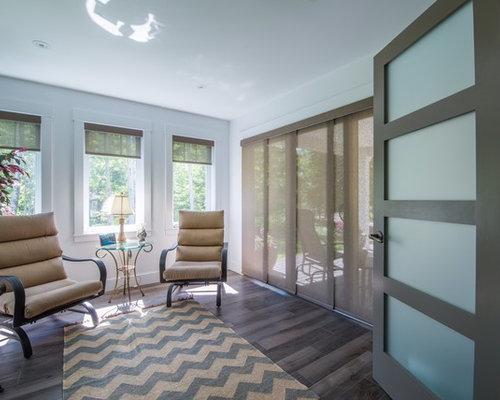 affordable sunroom design ideas renovations u0026 photos with medium hardwood floors
