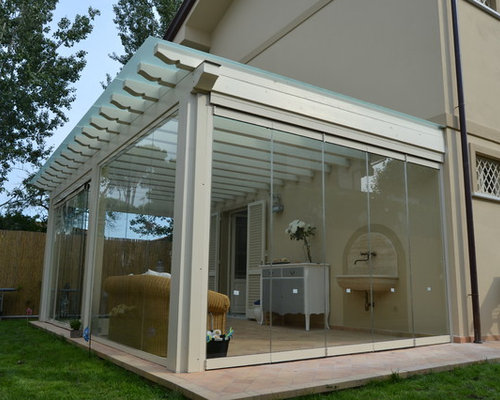 Closed Veranda Houzz