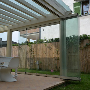 Gazebos and Conservatories In glass and aluminium, classic, modern or designer
