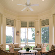 Traditional Sunroom by Historical Concepts