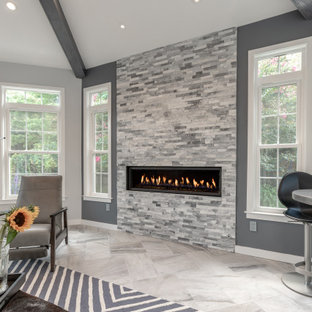 Gorgeous Sunroom Design Goes Beyond Words in Northern VA  Chantilly