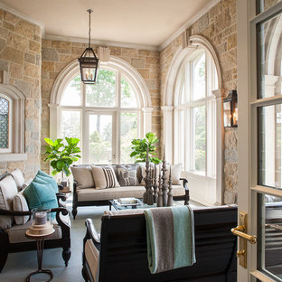 75 Traditional Sunroom Design Ideas & Remodeling Pictures That Will ...