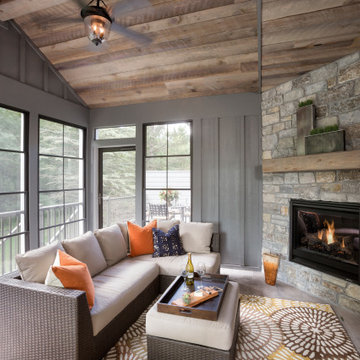 Hawks Point Residence - Interior Design Collaboration