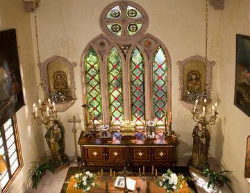 Home chapel