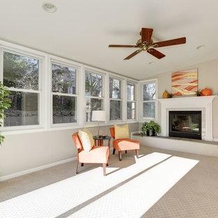 Home Staging Twinbrook Parkway Modern Split-Level