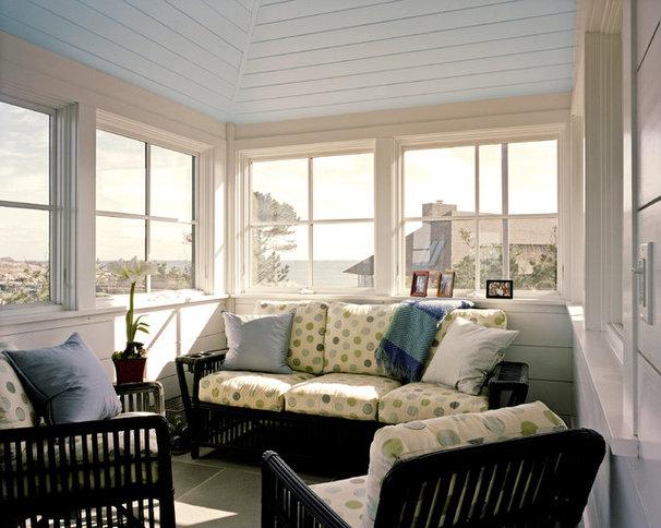 Beach Style Sunroom by Studio Agoos Lovera