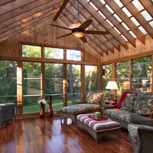Idyllic Porch