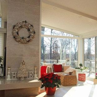 Interior Renovations: Sunroom