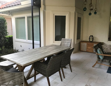 Jacksonville Outdoor Living Space