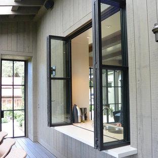 Jada Windows Pass-Through Steel Folding Window
