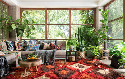 Trending: The Most Popular New Sunroom Photos in Summer 2018