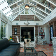 Traditional Patio by Conservatory Craftsmen