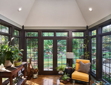 Knoll Oak Court Conservatory Addition