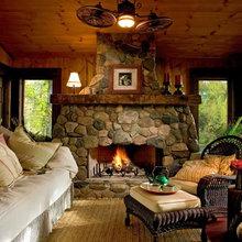 Cozy Fireside