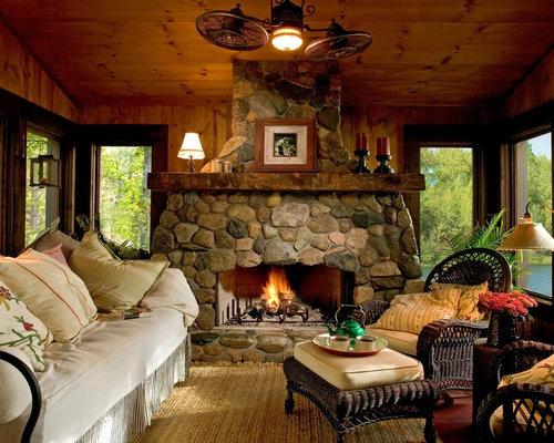 Foto e Idee per Verande - veranda in montagna