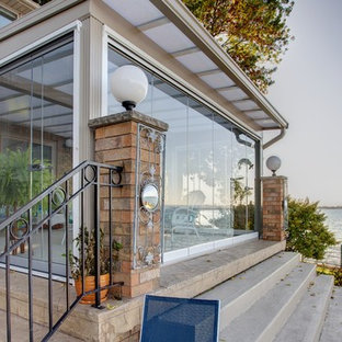 Lakefront Property - Glass Sunroom