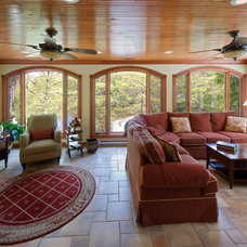 Traditional Sunroom by Leo Lantz Construction, Inc.