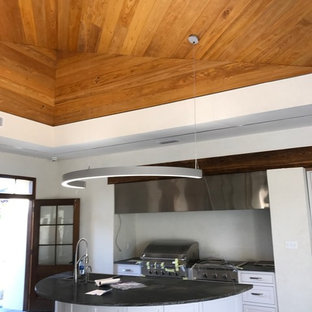 Lighting Design and Install of Outdoor Kitchen/Living Space