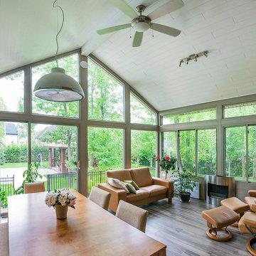 LivingSpace Sunroom Additions