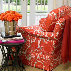 Traditional Upholstery Fabric by David Sloane Photography