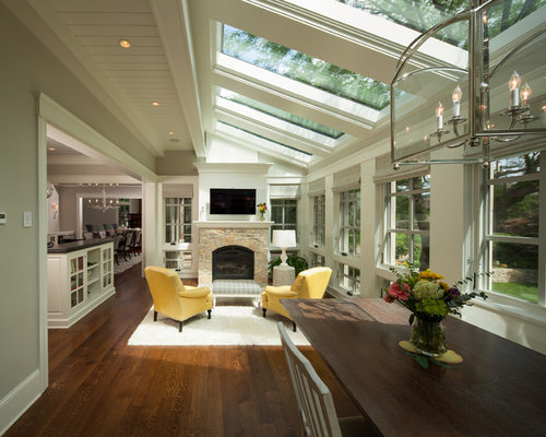 Best Transitional Sunroom Design Ideas amp Remodel Pictures Houzz