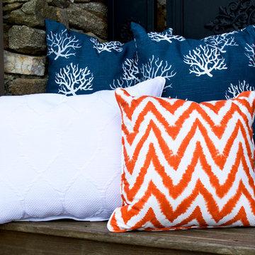 Nautical Indoor Pillows