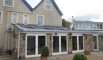 Netherplace Zinc Roof
