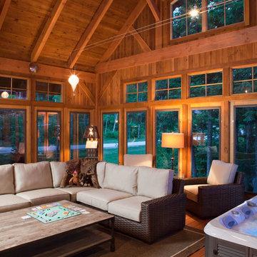 New England Resort Home
