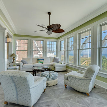 Oceanfront Home in Mantoloking, New Jersey