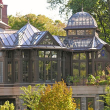 Domed conservatories