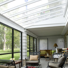 Traditional Sunroom by Samantha Grose, Designer