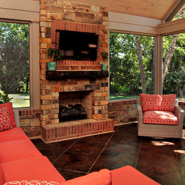 Outdoor Living Area 1