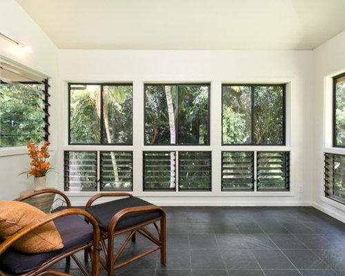 Eclectic Sunroom Hawaii SaveEmail