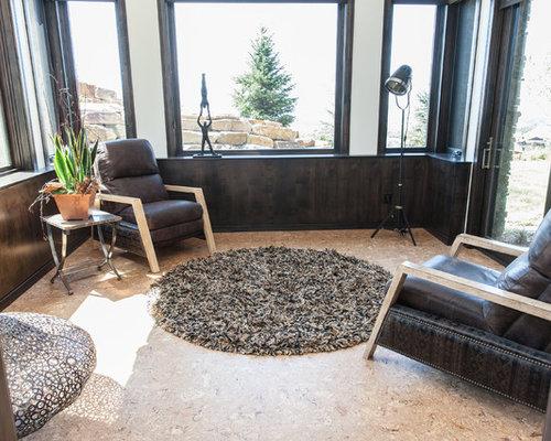 wintergarten mit korkboden ideen design bilder houzz. Black Bedroom Furniture Sets. Home Design Ideas