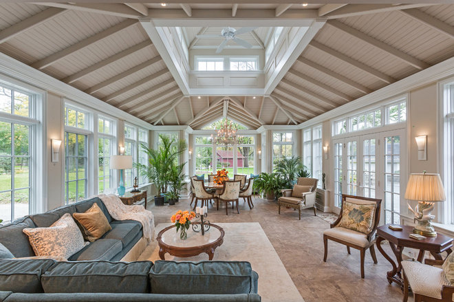 6 Trends From The Most Popular Sunrooms