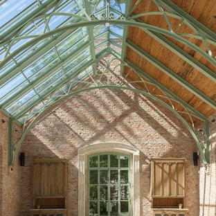 Pool House Conservatory