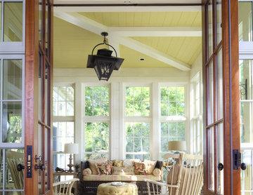 Porch to Den