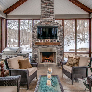 Porches:  Superior Custom Homes & Remodeling