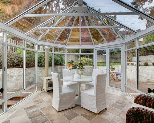 Glass Sunroom Houzz