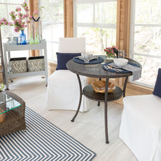 Beach Style Sunroom by Sonya Kinkade Design