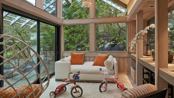 Raleigh Hills Sunroom Addition
