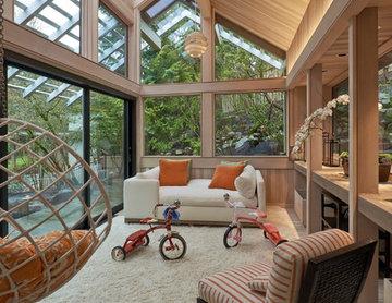 Raleigh Hills Sunroom Addition