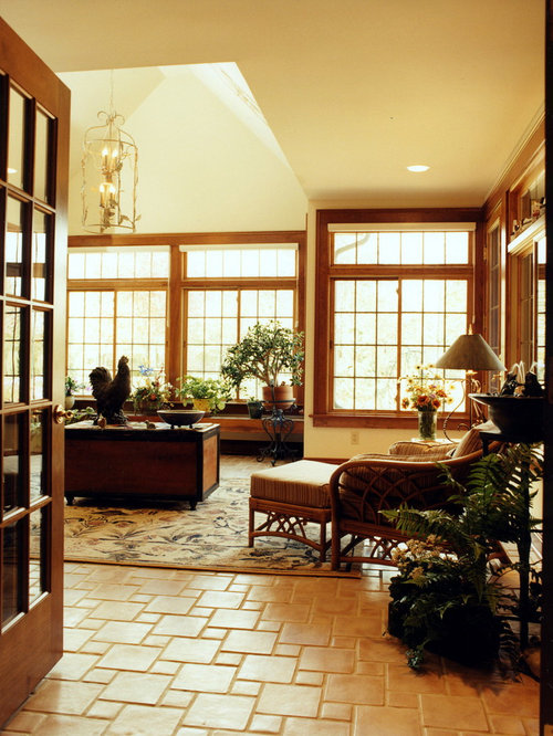 Best Mid Sized Yellow Sunroom Design Ideas Remodel