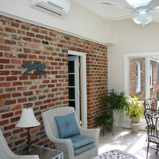 Ranelli screened porch converted to sunroom